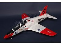 Hobbyking T45 Goshawk RC Plane with ducted fan unit