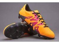 Men's Adidas Football boots size 9 indoor/outdoor