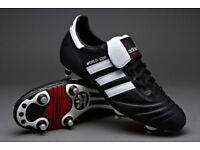 adidas world cup SG (grass) size 11.5