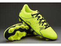 Men football boots size 7 Adidas X 15.4