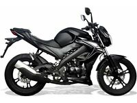 * Brand New 2017 * AJS TN25 250cc (A2 license). Warranty. Free Delivery.