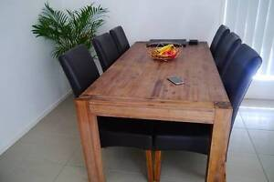 Near NEW Dining Table with chairs in amazing condition Bracken Ridge Brisbane North East Preview