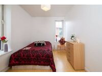Fantastic and Spacious Double Room Available in E14