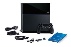 PS4 with controller - Immaculate + Unboxed