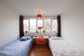 YS Wonderful Double room at Whitechapel..Book now!!!