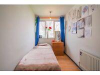 SHI** WHTECHAPEL LOVELY SINGLE ROOM FOR £155