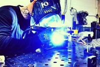 Professional Welder.  Welding Small Jobs. Quality n Service.