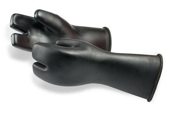 SI TECH - 3 Finger Latex Glove