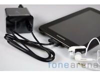 SAMSUNG GALAXY TAB / TABLET CHARGER COMPLETE WITH LEAD.