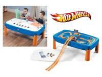 Hot wheels step 2 play table