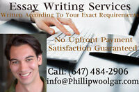 Custom Essays - Quality, Affordable, On Time !!