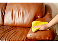 Carpet and Upholstery Cleaning Service.