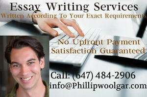 Essay Writing Help from Professional Writing Services !!