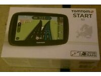 TOMTOM 50 SatNav. Free lifetime maps, traffic warnings. Brand New. Never been used.