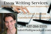 Essay Writing Services for You, Reasonable Rates and Fast !!
