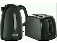 Russel hobbs toaster and kettle