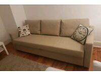 Beautiful 3 seater Sofa bed. Only £260. *Free Delivery and Free Assembly*