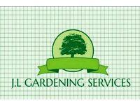 J.L Gardening services