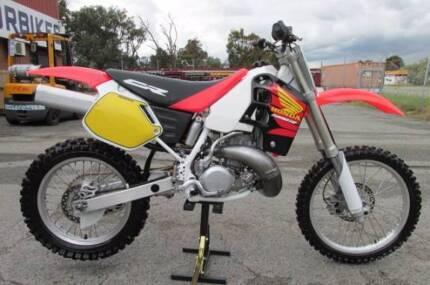 HONDA  CR500R  -  1998  -  $11,500 (Full Restoration)