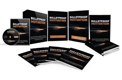 Bulletproof Motivation With Site And Oto Site With Mrr 1 Year Hosting