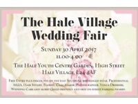 The Hale Village Wedding Fair