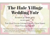Hale Village Wedding Fair - Free Entry