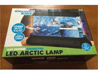 3-D Arctic Night Light from USA. BNIB