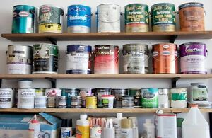 Do you have any old Paint Supplies that you want to get rid of?