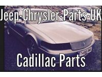 Cadillac STS 4.6 for breaking. Most parts available