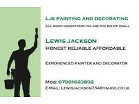PAINTING AND DECORATING REASONABLE PRICES