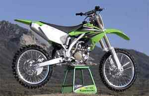 Kx250f fresh fully rebuilt