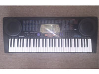 Casio Electric Keyboard CTK-541