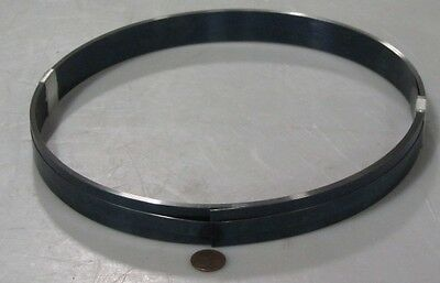 Blue Tempered Spring Steel Shim 0.035 Thick X 1.00 Width X 120 Length M