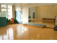 Small Hall Hire at Highlands School- Contact us for pricing PER HOUR!