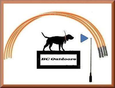 4 - Dc 40 Tuff Skin & Garmin Astro 220 / 320 Flexible 16 Long Range Antenna
