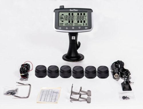 Rv Tire Pressure Monitoring System Ebay