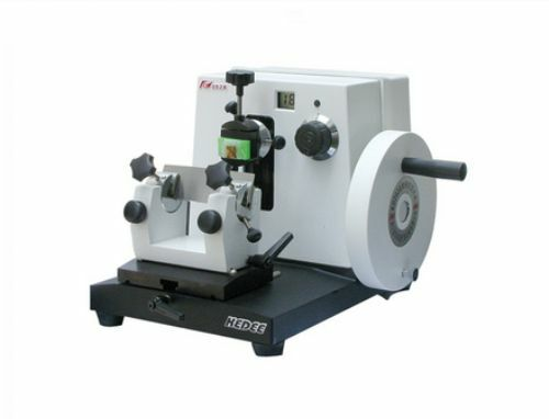 Brand New Manual Rotary Microtome 202A LCD display Section thickness 1~25 um T
