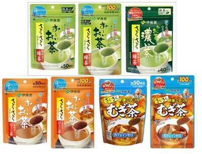 ITOEN Japanese  Tea Powder Green tea Matcha  Hojicha tea  Barley tea Japan ()