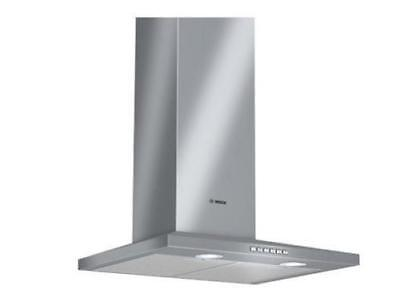Ex Display Bosch DWW06D650B 60cm Chimney Extractor Hood *Paint Marks/Dented*