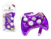 Purple Xbox 360 Controller