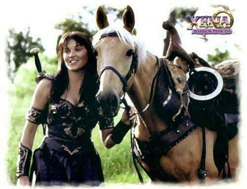 Xena Warrior Princess Photo 1997 MCA TV XPC-3 8x10