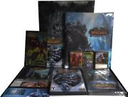 World of Warcraft Lich King Collectors Edition