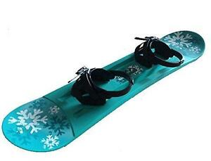 Child's starter snowboard suits 5-12 year old