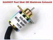 Yanmar Fuel Solenoid