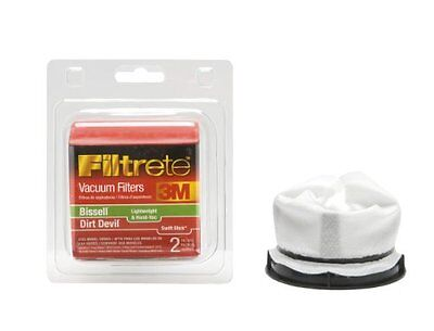 3M Filtrete Bissell Lightweight / Dirt Devil Swift Stick Allergen Vacuum Filter (Dirt Devil Swift Stick)