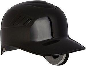 Rawlings Coolflo Single Flap Batting Helmet for Right Handed Batter Black Medium CFSE 083321425219Achetez sur