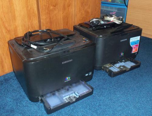 samsung clp 315 printers scanners supplies ebay. Black Bedroom Furniture Sets. Home Design Ideas