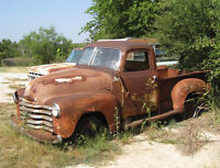 LOOKING FOR 1950's TRUCK