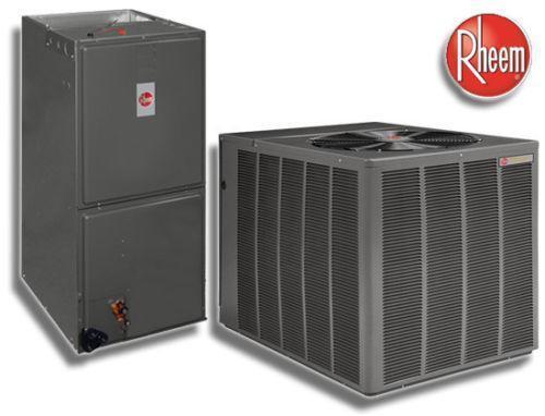 2.5 Ton Heat Pump >> Rheem 2.5 Ton: Heating, Cooling & Air | eBay