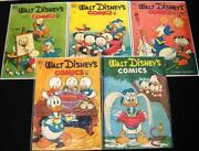 Donald Duck Comic Lot